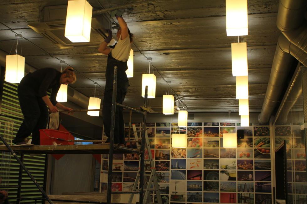 Уборка ресторана в Киеве